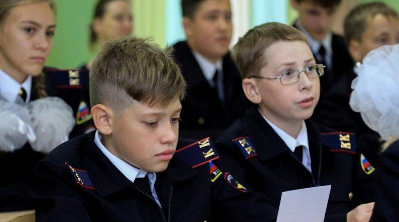 Кадетские корпуса ждут новых воспитанников
