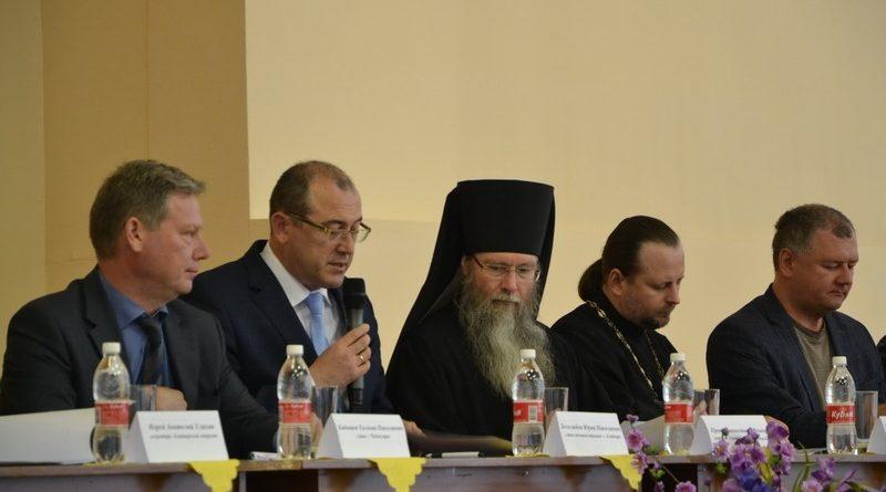 В Алатыре стартовала республиканская научно-практическая конференция «Духовная безопасность России. Противодействие религиозному экстремизму и сепаратизму» в Алатыре