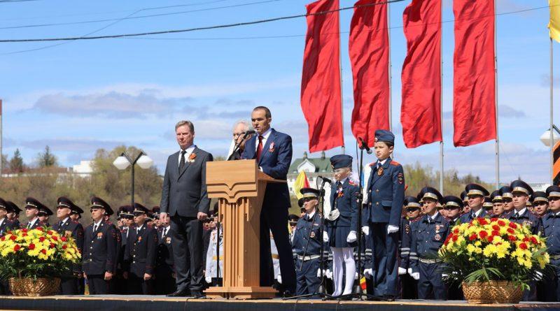 В Чувашии проходят мероприятия, посвященные Дню Победы