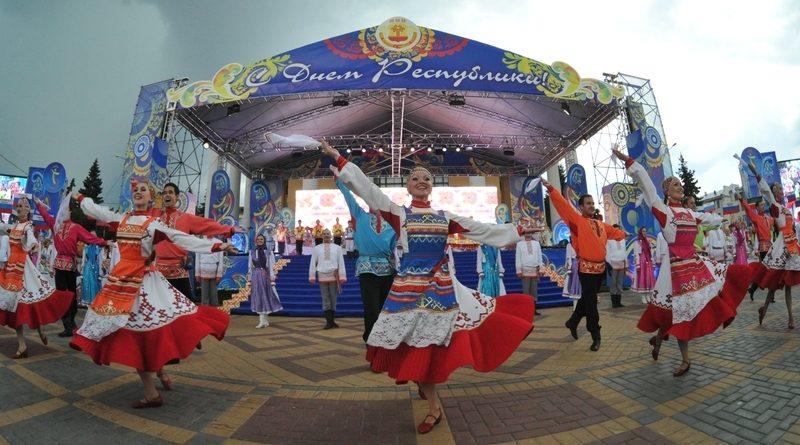 Жителей Чувашии поздравляют с Днем Республики