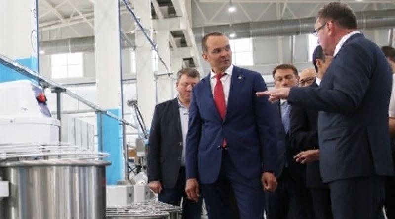 Чувашия – лидер в России по производству пищевого оборудования