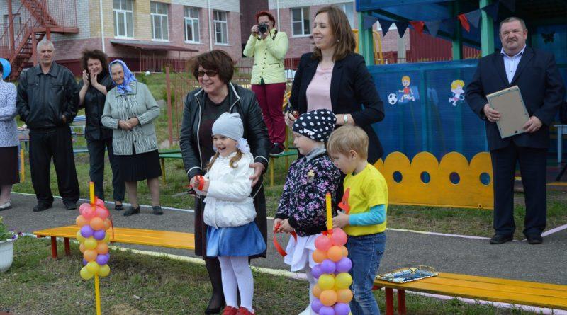 Площадка детям – инициатива родителей 1
