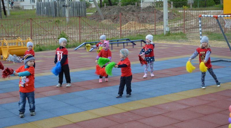 Площадка детям – инициатива родителей 2