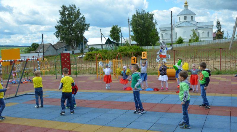 Площадка детям – инициатива родителей 3