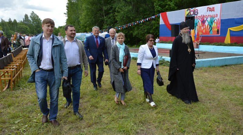 Акатуй-2018 прошел в Алатырском районе 26