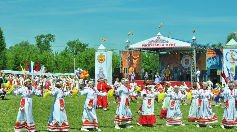 День Республики отмечают в Красноармейском районе