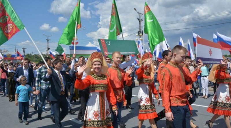 Парад Дружбы 2018 объединит народы в Чувашии