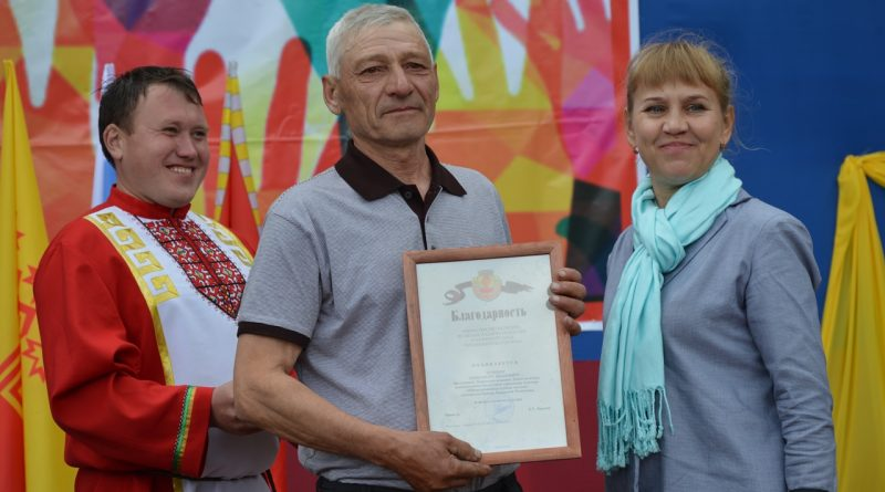 Акатуй-2018 прошел в Алатырском районе 85