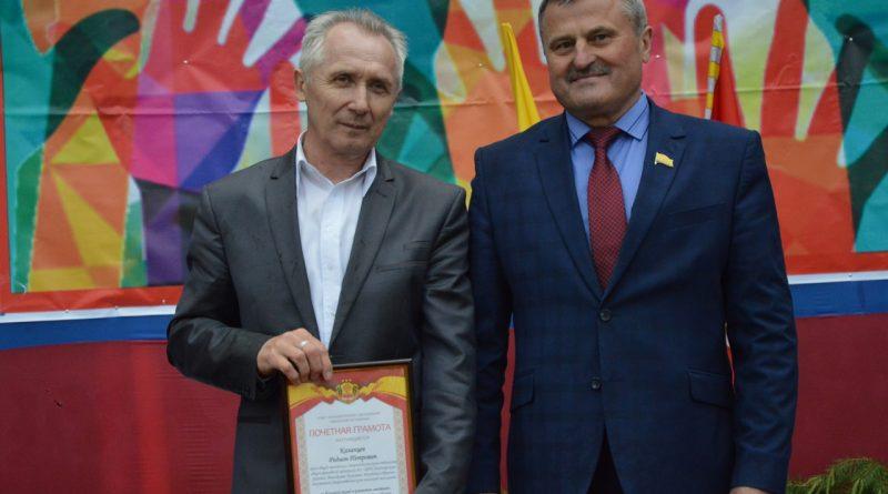 Акатуй-2018 прошел в Алатырском районе 110