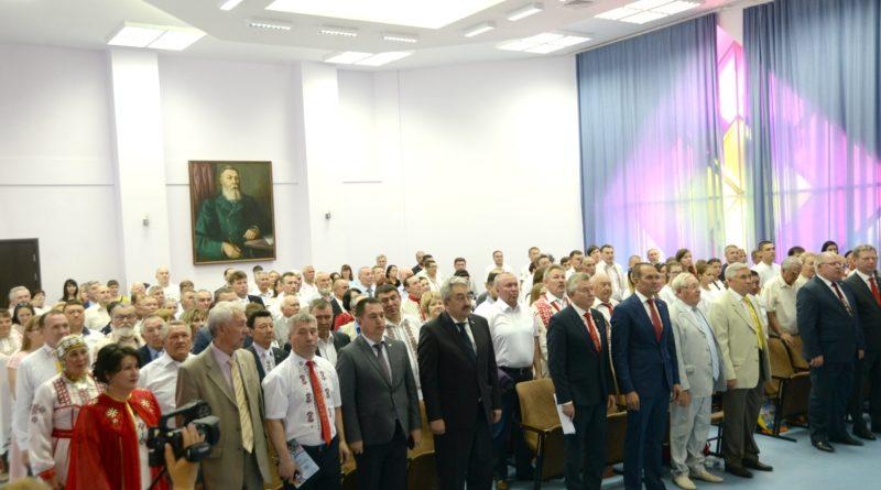 Состоялось расширенное заседание Большого Совета Чувашского национального конгресса