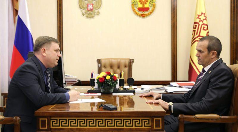 Назначен министр цифрового развития, информационной политики и массовых коммуникаций Чувашской Республики