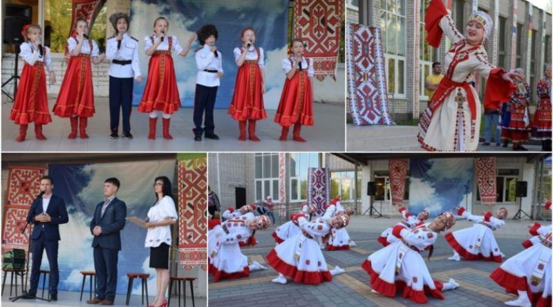 Национальные культуры Чувашии собрались на одном фестивале