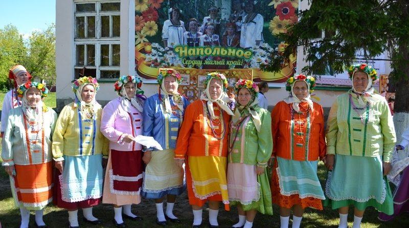 Творческая делегация Алатырского района приняла участие в XXVII Межрегиональном фестивале мордовского народного творчества «Арта»