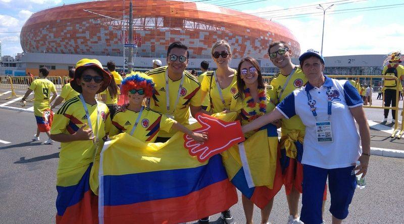 Жительница Алатыря стала участницей Всемирной акции признательности «Благодарю» на Чемпионате мира по футболу в Саранске