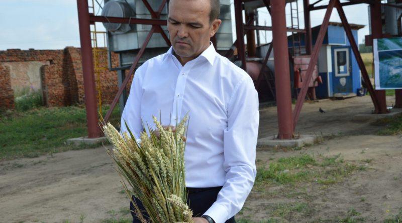 Михаил Игнатьев посетил Алатырский район 7