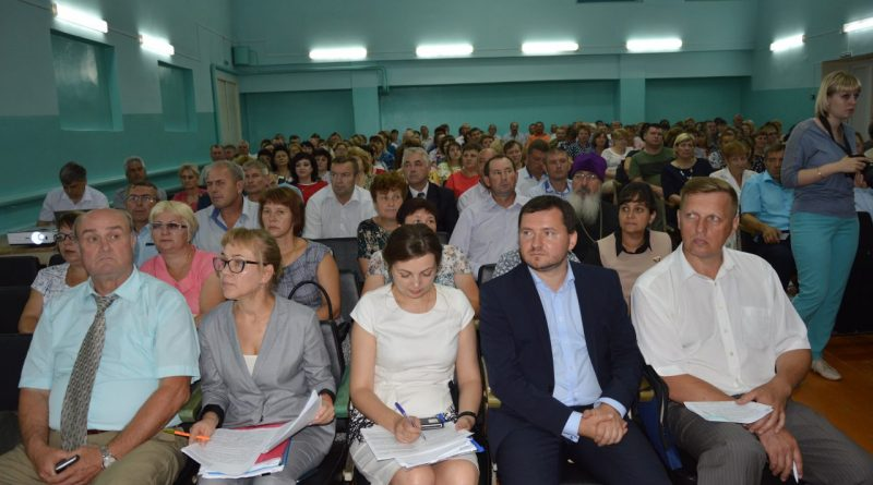 Михаил Игнатьев посетил Алатырский район 11