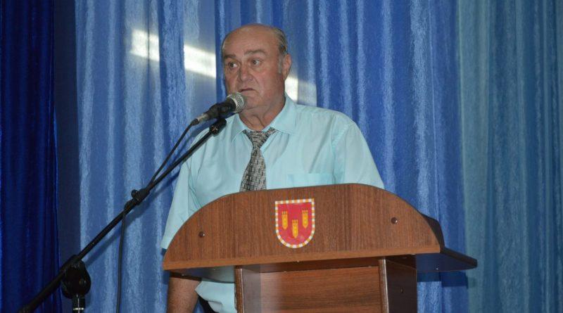 Михаил Игнатьев посетил Алатырский район 14