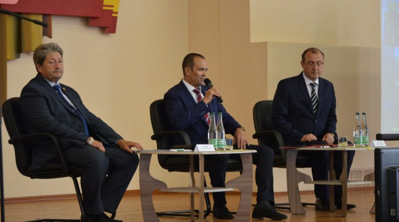 Глава Чувашии принял участие в подведении итогов социально-экономического развития Алатыря за первое полугодие 2018 года 12