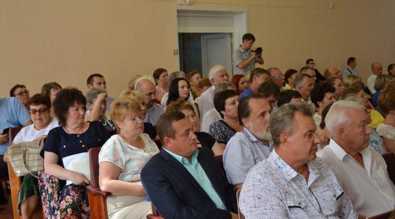 Глава Чувашии принял участие в подведении итогов социально-экономического развития Алатыря за первое полугодие 2018 года 14