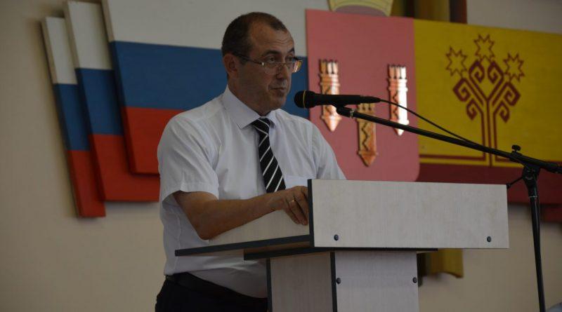 Глава Чувашии принял участие в подведении итогов социально-экономического развития Алатыря за первое полугодие 2018 года 16
