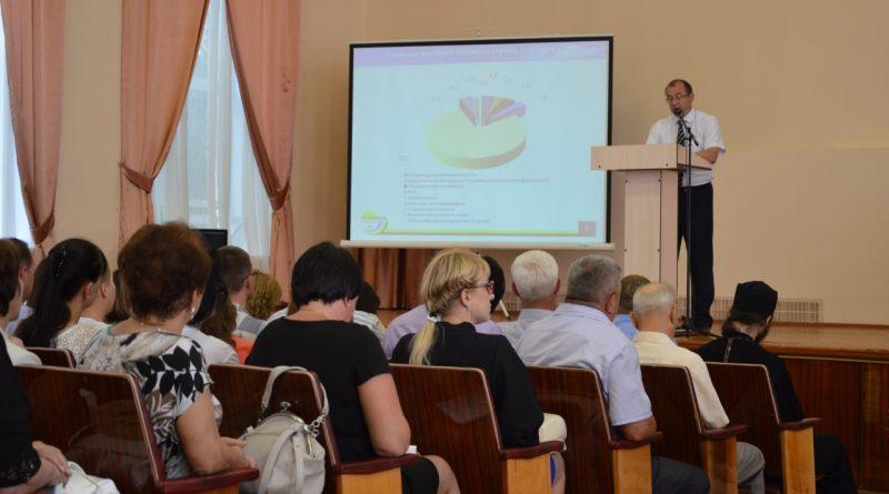 Глава Чувашии принял участие в подведении итогов социально-экономического развития Алатыря за первое полугодие 2018 года 17