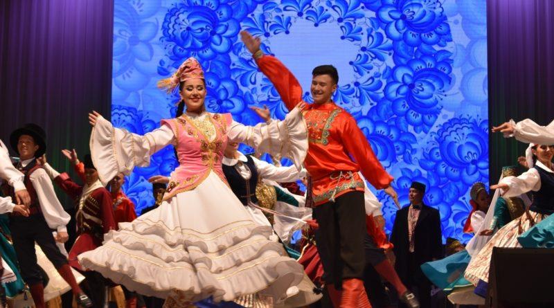 В  Чебоксарах прошел концерт мастеров искусств Республики Татарстан