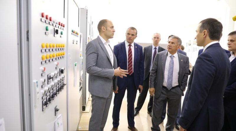 ООО НПП «ЭКРА» - одно из ведущих предприятий электротехнического кластера Чувашии