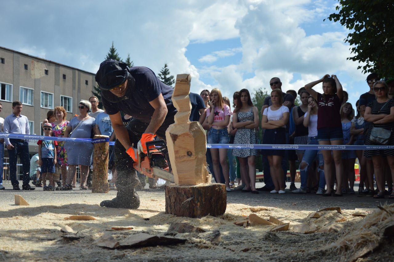 Республиканский конкурс «Лучший вальщик леса – 2018» прошел в Алатыре 1