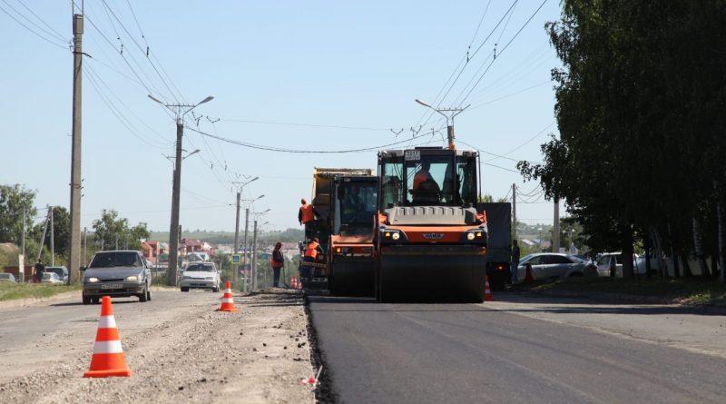 За два года на строительство дорог и благоустройство дорог в Чувашии направлено 9,5 миллиардов