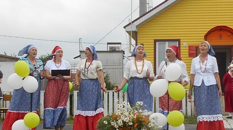 Людей и культуры объединил праздник