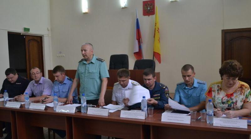 Алатырский районный отдел судебных приставов подвёл итоги работы за первое полугодие