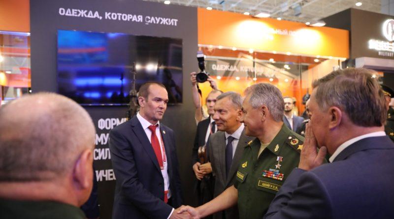 Глава Чувашии принял участие в мероприятиях Международного военно-технического форума «Армия-2018»