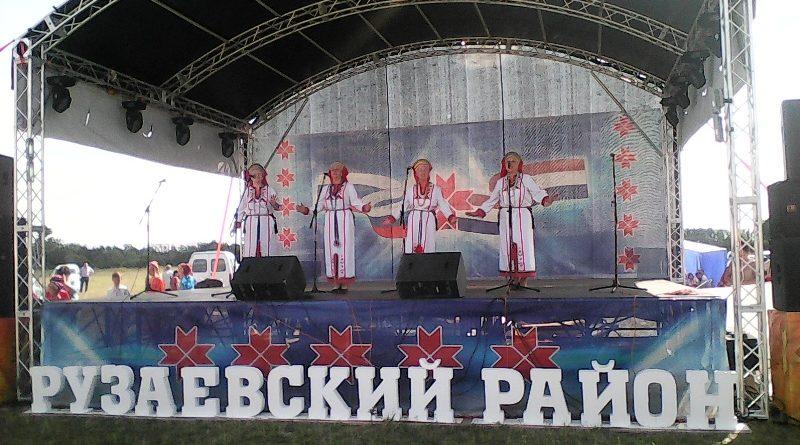 Ансамбль «Лейне» - участник праздника «Шумбрат!»