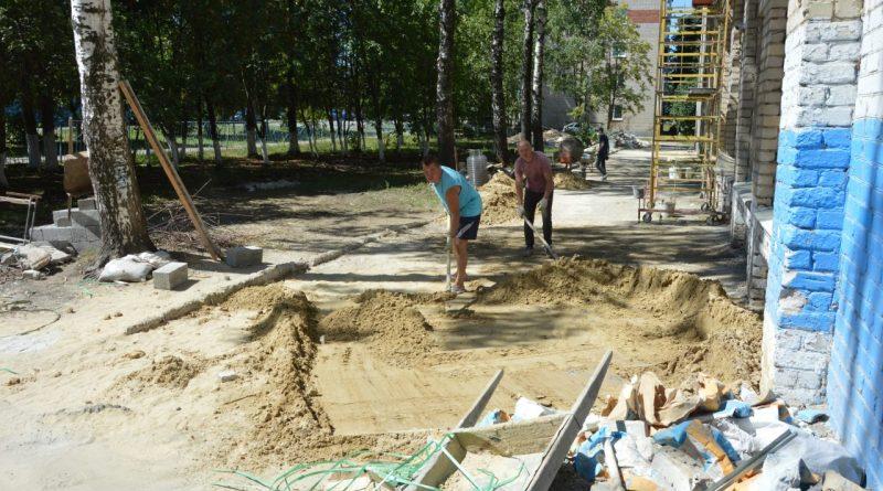 Алатырская школа № 2 обновляется полным ходом 8