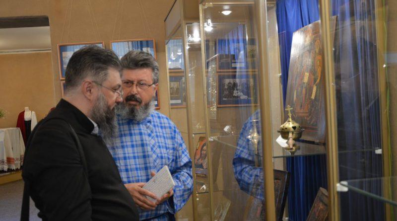 В Алатырском краеведческом музее прошла выставка «Культура старообрядчества»