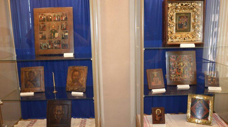 В Алатырском краеведческом музее прошла выставка «Культура старообрядчества» 2