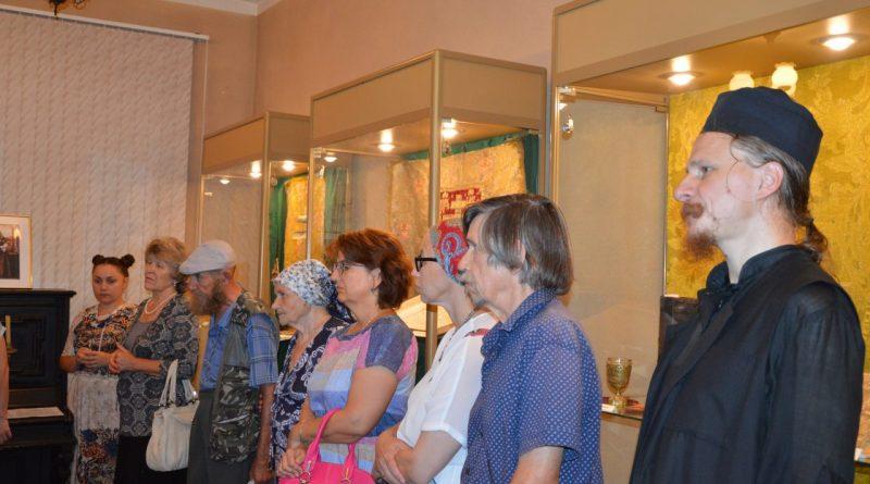 В Алатырском краеведческом музее прошла выставка «Культура старообрядчества» 5