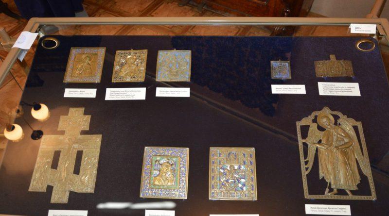В Алатырском краеведческом музее прошла выставка «Культура старообрядчества» 7