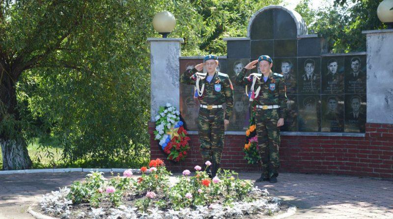 День воздушно-десантных войск отметили в Алатыре 5