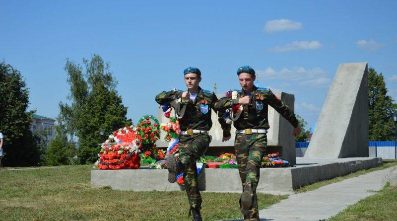 День воздушно-десантных войск отметили в Алатыре 13
