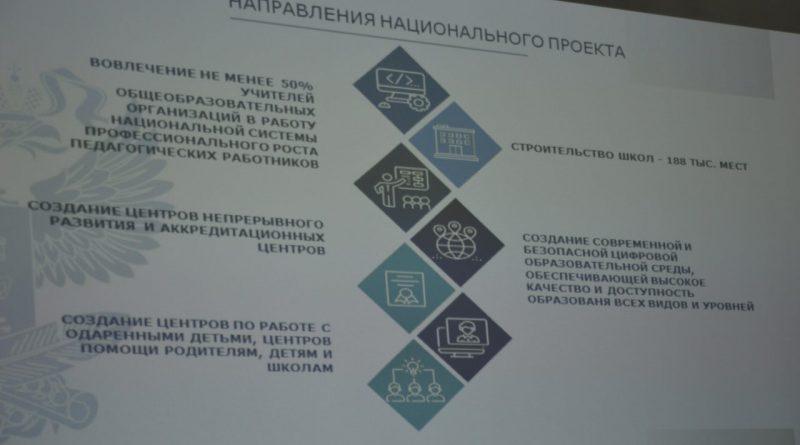 В Алатырском районе прошла августовская педагогическая конференция 29