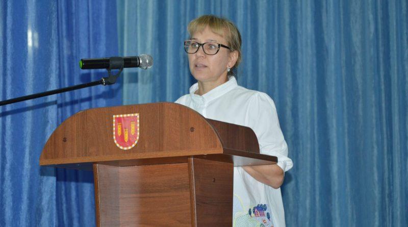 В Алатырском районе прошла августовская педагогическая конференция 38
