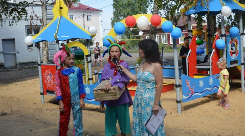 Открытие детской площадки у Центра Луки Войно-Ясенецкого 4