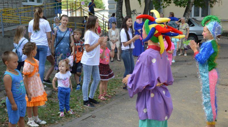 Открытие детской площадки у Центра Луки Войно-Ясенецкого 7