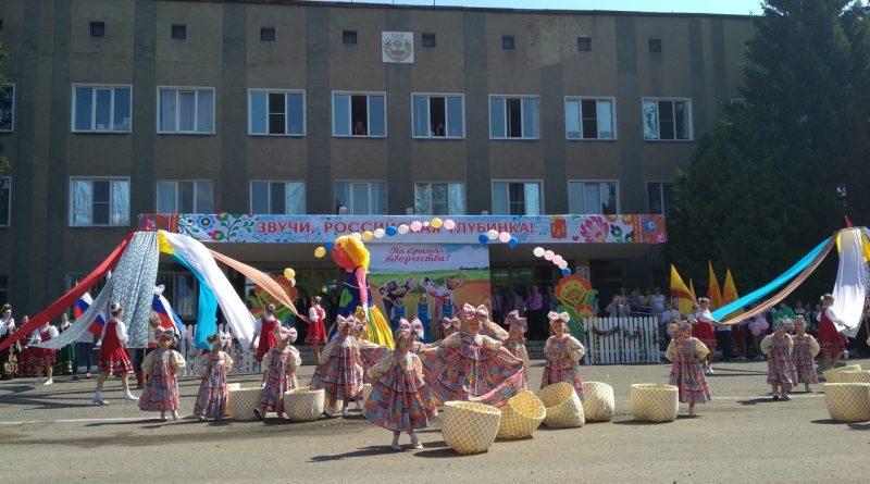 Фестиваль «Звучи, российская глубинка» прошел двадцатый раз в Алатыре