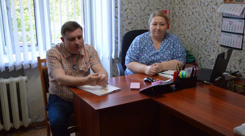 Министр обсудил дальнейшее развитие «Алатырских вестей»