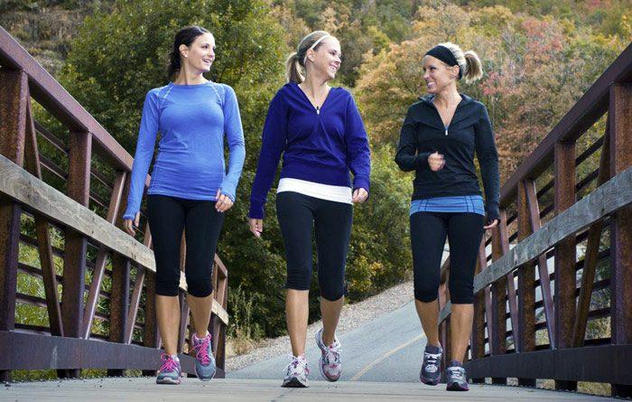 Здоровье поправит ходьба 1