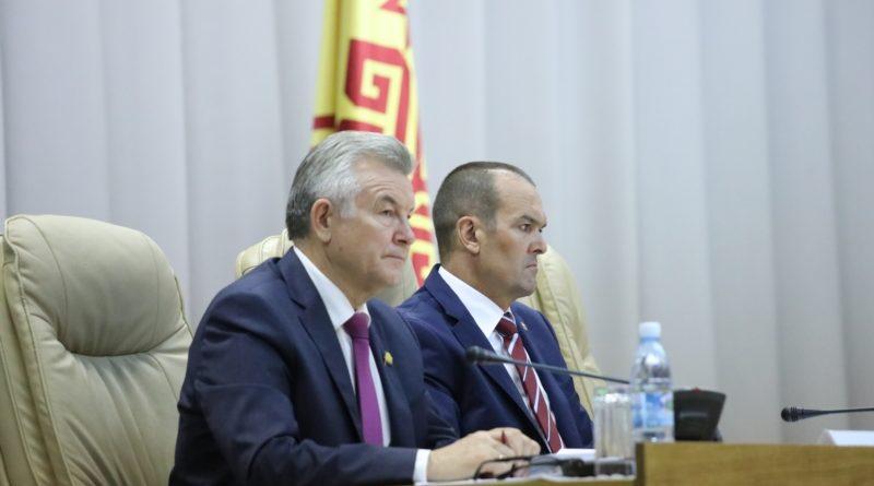 Итоги экономического и социального развития республики в первом полугодии 2018 года были обсуждены