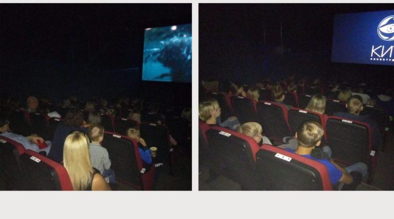 Алатырцы стали участниками акции «Ночь кино»