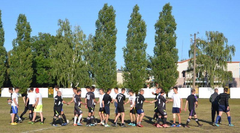 Первенство Алатыря по миди-футболу среди мужских команд завершилось